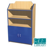 Folio 5ft Library Cupboard