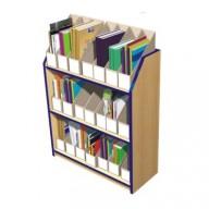 Magazine File Storage Units - Holds 21 Files