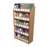 Magazine File Storage Units - Holds 35 Files