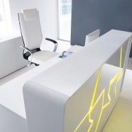 Arctic Summer Reception Counter  Reception Desk Bradford - Leeds Richardsons (21)