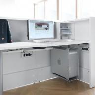 Linea Reception Counter  Reception Desk Bradford - Leeds (13)