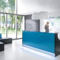 Linea Reception Counter  Reception Desk Bradford - Leeds (2)