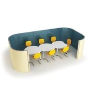 Groupo Range - Collaborative Working - gro001-square-screened-enclosure (3)