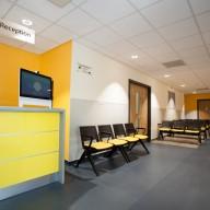 Medi Centre FF Reception