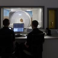 Building: Leeds General Infirmary Hospital Hyperpolarisation MRI UnitLocation: LeedsArchitect: AHR