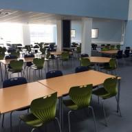 Carlton Bolling College Bradford - Canteen & Classroom Furniture (2)