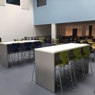 Carlton Bolling College Bradford - Canteen & Classroom Furniture (3)