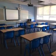 Carlton Bolling College Bradford - Canteen & Classroom Furniture (4)