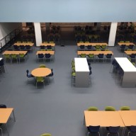 Carlton Bolling College Bradford - Canteen & Classroom Furniture (5)