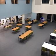 Carlton Bolling College Bradford - Canteen & Classroom Furniture (6)
