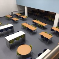 Carlton Bolling College Bradford - Canteen & Classroom Furniture (7)