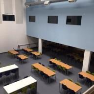 Carlton Bolling College Bradford - Canteen & Classroom Furniture (8)