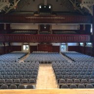 Middlesbrough Town Hall Loose Audience Seating (3)