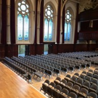 Middlesbrough Town Hall Loose Audience Seating (5)