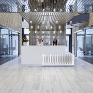 Slimming World Headquarters - Main Reception - Richardsons Office Furniture