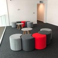 Slimming World - Headquarters -Alfreton, Derbyshire, DE55 4RF - Richardsons Office Furniture - Space Planning & Design1