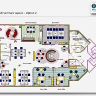 Grosvenor - Richardsons Office Furniture - Space Planning & Design1