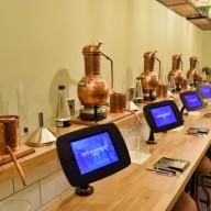 London Distillery - Bespoke Furniture - Richardsons Office Furniture