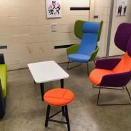 RAF Leeming - Richardsons Office Furniture - Space Planning & Design