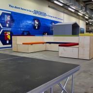 RAF Leeming - Innovation Hub - Rapid Capability Office (RCO) - Northallerton DL7 9NJ - Richardsons Office Furniture & Free Space Planning & Design14