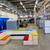 RAF Leeming - Innovation Hub - Rapid Capability Office (RCO) - Northallerton DL7 9NJ - Richardsons Office Furniture & Free Space Planning & Design15