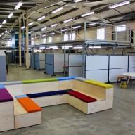 RAF Leeming - Innovation Hub - Rapid Capability Office (RCO) - Northallerton DL7 9NJ - Richardsons Office Furniture & Free Space Planning & Design16