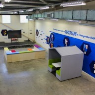 RAF Leeming - Innovation Hub - Rapid Capability Office (RCO) - Northallerton DL7 9NJ - Richardsons Office Furniture & Free Space Planning & Design18