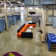 RAF Leeming - Innovation Hub - Rapid Capability Office (RCO) - Northallerton DL7 9NJ - Richardsons Office Furniture & Free Space Planning & Design21