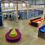 RAF Leeming - Innovation Hub - Rapid Capability Office (RCO) - Northallerton DL7 9NJ - Richardsons Office Furniture & Free Space Planning & Design22