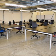 RAF Leeming - Innovation Hub - Rapid Capability Office (RCO) - Northallerton DL7 9NJ - Richardsons Office Furniture & Free Space Planning & Design24
