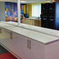 Craven College –Aireville CampuS, Gargrave Rd, Skipton BD23 1US - Networking & IT Room, Reception & Communal Areas
