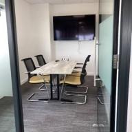 DB Broadcast - Richardson's Office Furniture Installation1