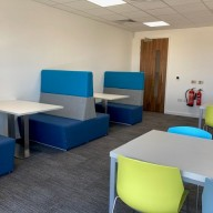 DB Broadcast - Richardson's Office Furniture Installation11