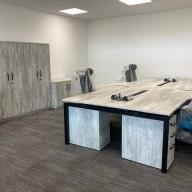 DB Broadcast - Richardson's Office Furniture Installation16