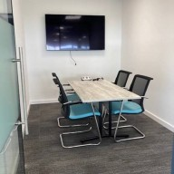 DB Broadcast - Richardson's Office Furniture Installation3