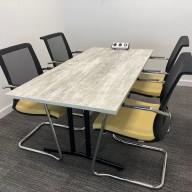 DB Broadcast - Richardson's Office Furniture Installation7