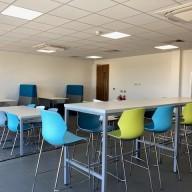 DB Broadcast - Richardson's Office Furniture Installation9